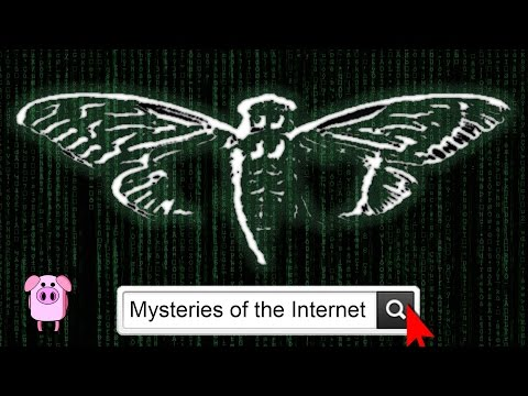The 5 Greatest Mysteries of the Internet