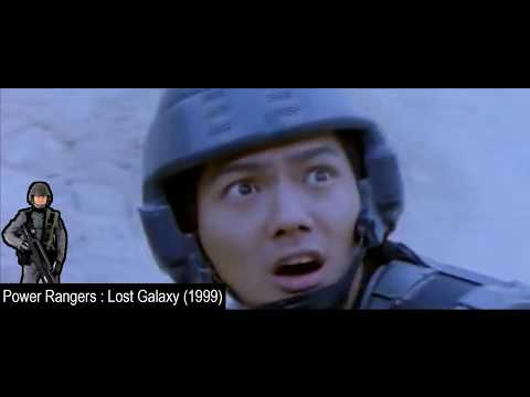 Starship troopers uniform in other movies - Part 1
