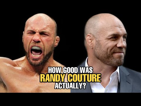 How GOOD was Randy Couture Actually?
