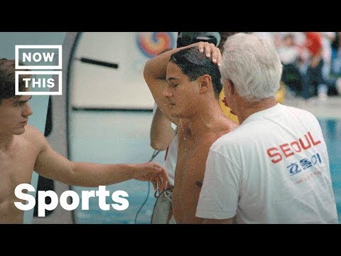 Remember When: Greg Louganis Hits Head on Diving Board | NowThis