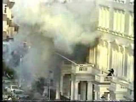 Iranian Embassy Siege 1980