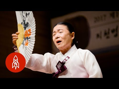 Pansori: South Korea's Authentic Musical Storytelling