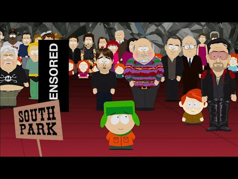 The 201 Speech UNCENSORED | 201 | South Park