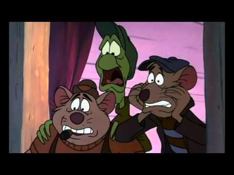 The Great Mouse Detective - The world's greatest criminal mind (lyrics)