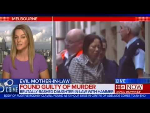 Mother found guilty of daughter-in-law's murder