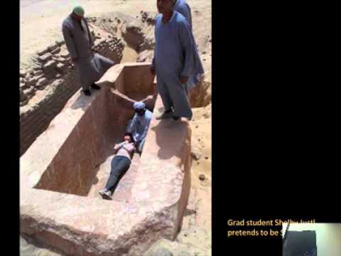 Discovery of a Lost Pharaoh