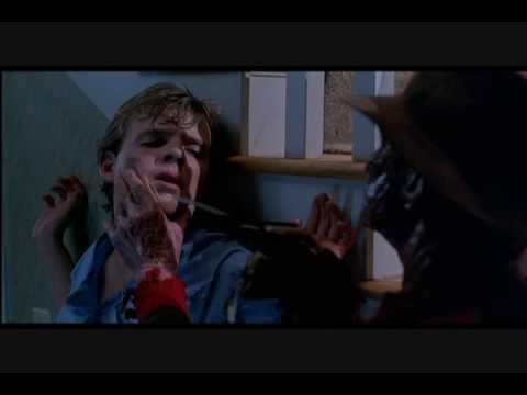 "Nightmare on Elm Street 2: Freddy's Revenge - ""I've got the Brain"""