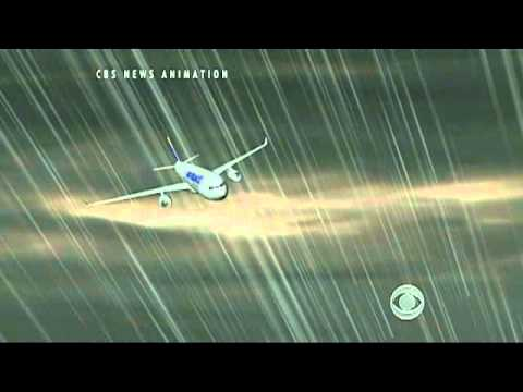 Air France Flight 447's harrowing end