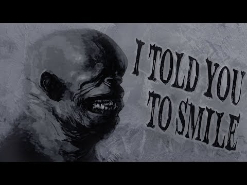 """""""I Told You to Smile"""" creepypasta by Robert Cherry ft. Matt Grant ― Chilling Tales for Dark Nights"""
