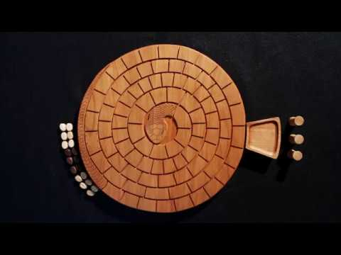 How to Play Mehen (Ancient Egyptian Game)
