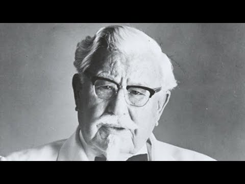 The Tragic Real-Life Story Of Colonel Sanders