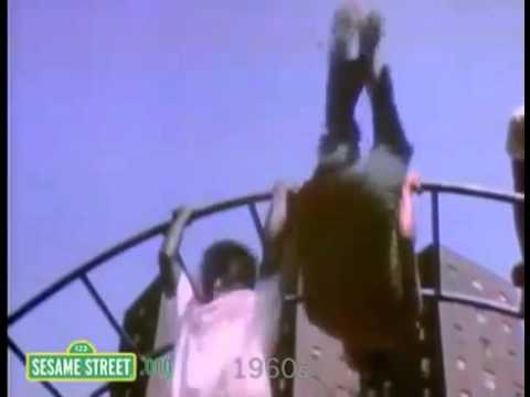 Sesame Street intros history 1960s-2010s