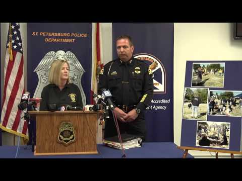Press Conference: 42 Year Old Cold Case Solved