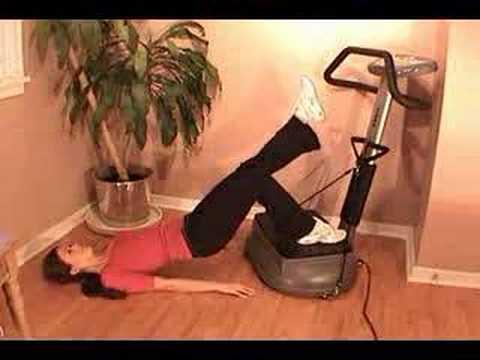 EuroPlate Whole Body Vibration Exercise