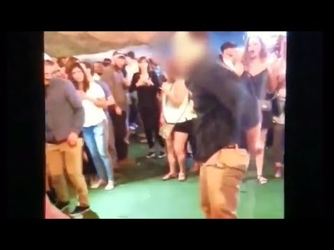 FBI agent under investigation after gun goes off on dance floor