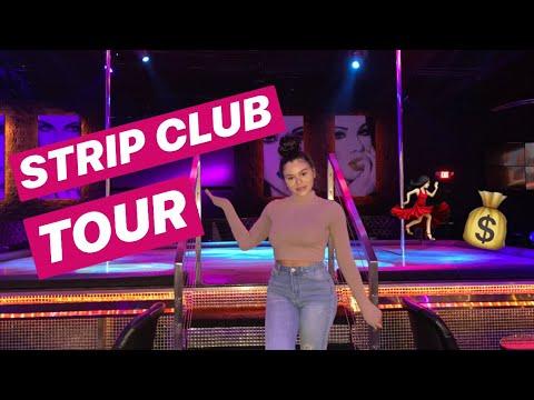 STRIP CLUB TOUR!!! 💃🏻💰