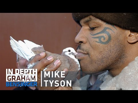 Mike Tyson: A pigeon caused my first fight