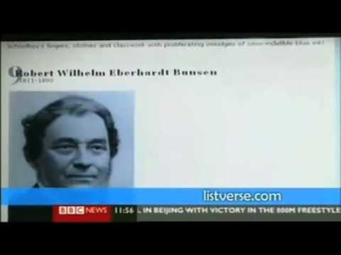 Listverse on BBC