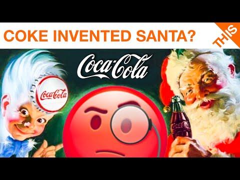 How Coke Invented Santa Claus