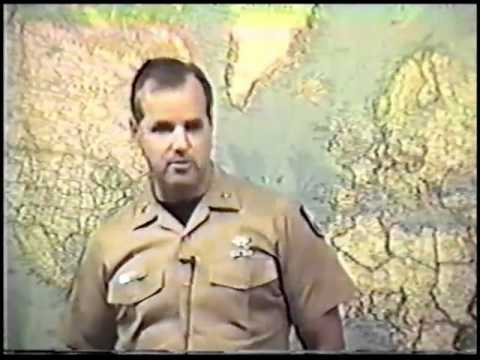General James Green on Christian Rock
