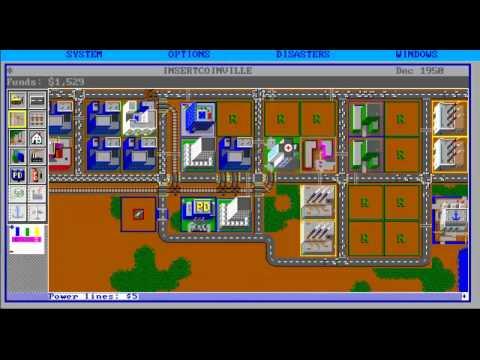 SimCity - PC (1989)
