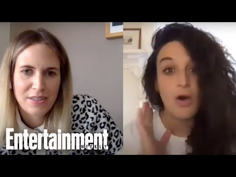 Jenny Slate Shares Childhood Home Ghost Story | Entertainment Weekly