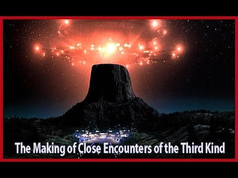 The Making of the Movie 'Close Encounters of the Third Kind' ( 1977)