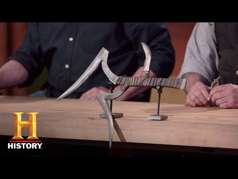 Forged in Fire: Bonus: What Is the Kpinga? (Season 4, Episode 17)   History