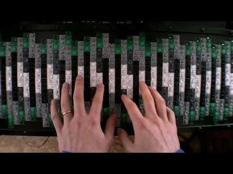 My explanation of the H-Pi Instruments Tonal Plexus microtonal keyboard