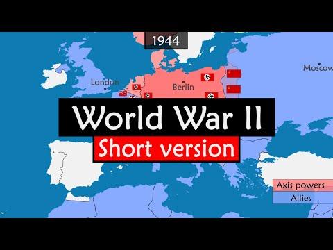 World War II (short version)
