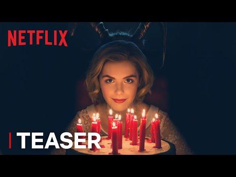 Chilling Adventures of Sabrina | Teaser: Happy Birthday | Netflix