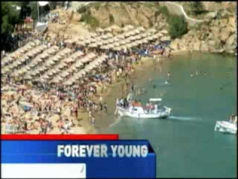 Greek Island where people live past 100