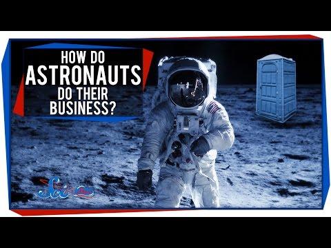 How Do Astronauts Do Their Business?