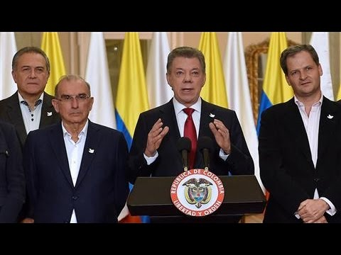 Colombia's Peace Deal With FARC Rejected
