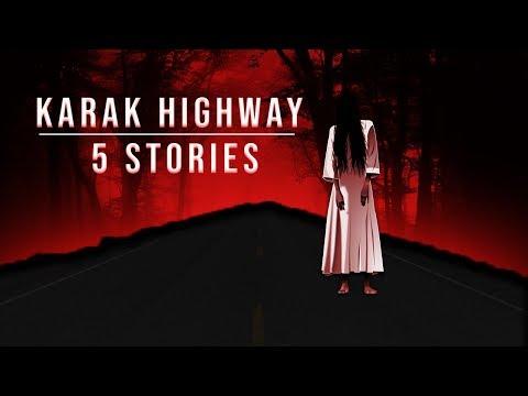5 Karak Highway Scary Stories