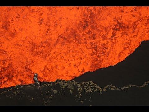 Volcano Diver