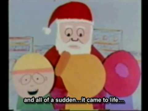 South Park Jesus vs Frosty 1992