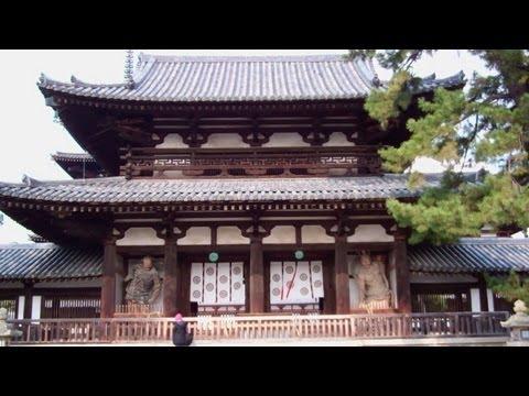 Horyuji Temple (法隆寺), Ikaruga Town, Nara Prefecture
