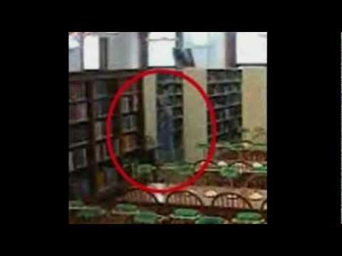 Willard Library Ghost Cams | The Weekly Special