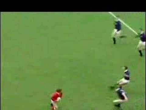 Welsh Rugby! - Sidestep Wizards!