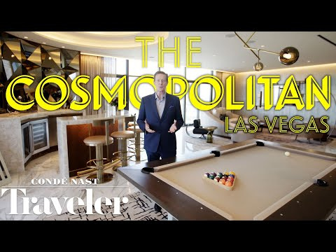 Inside a Las Vegas Hotel Penthouse You Can't See Without Betting $1M | Condé Nast Traveler