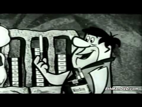 THE FLINTSTONES (Winston Cigarette Commercials) (1961) (HD 1080p)