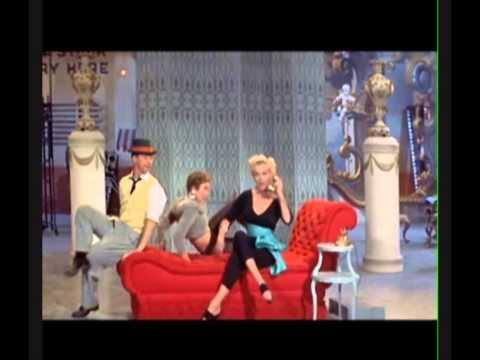 Marilyn Monroe And Ella Fitzgerald Sing LAZY Together