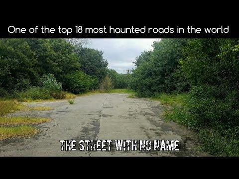 Abandoned Oz: The Street With No Name - Haunting Past