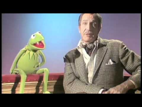 Vincent Price on Muppet Show (1977)