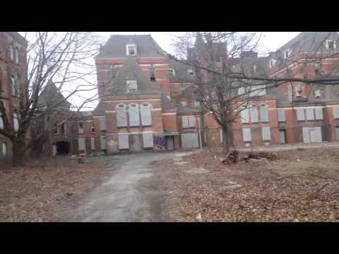 Hudson River State Hospital Exploration