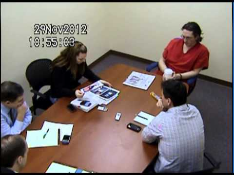 Israel Keyes Interview, November 29, 2012