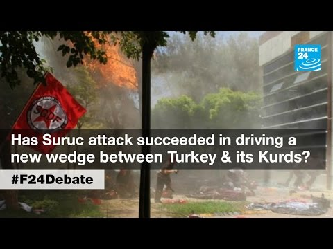 Turning point for Turkey? Ankara steps up fight against Islamic State Group (part 1)