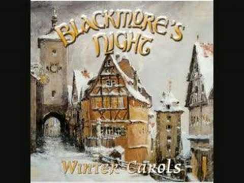 Blackmore's Night - I Saw Three Ships