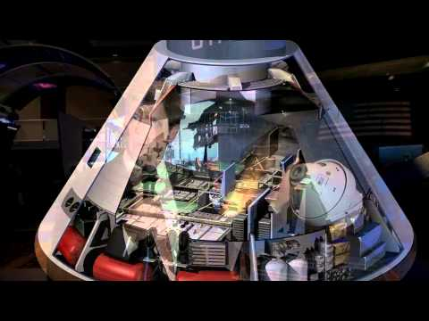 Orion Capsule from Lockheed Martin